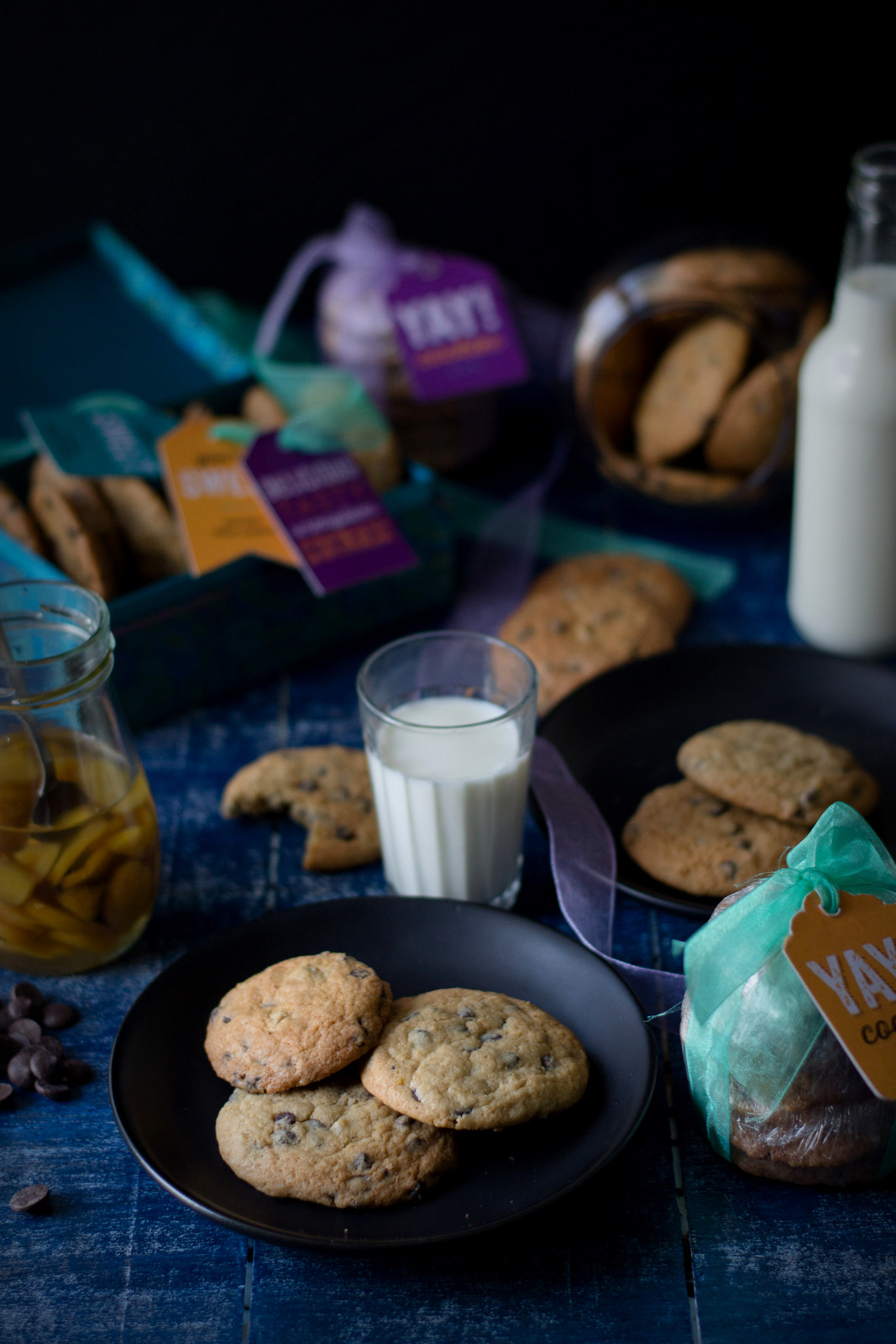 Ginger & Chocolate Chip Cookies...The Great Food Blogger Cookie ...