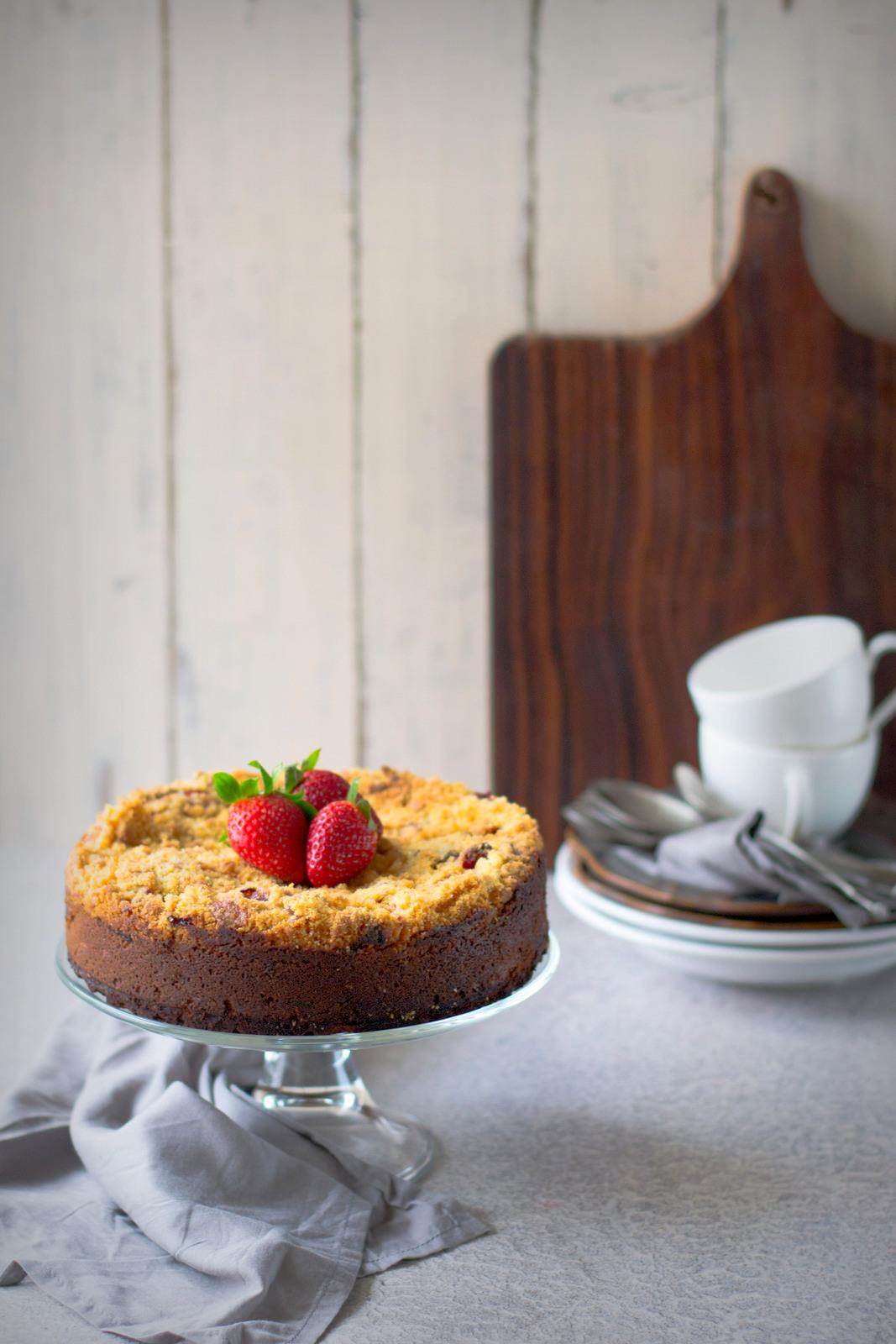 Recipes Cornmeal Cake