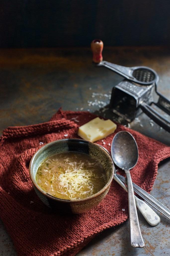 Teardrop Onion Soup (French Onion Soup) Recipe — Dishmaps